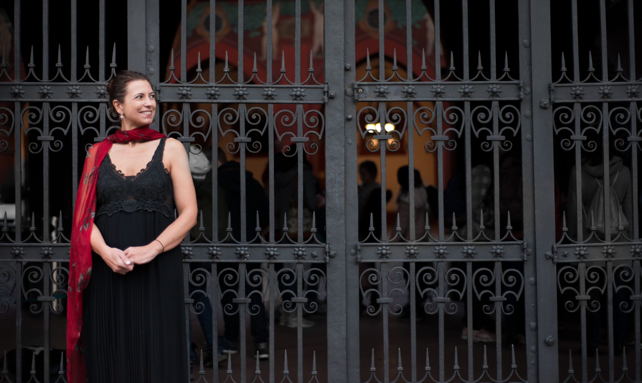 Laura ANSALDI - cantatrice soprano (Zürich)