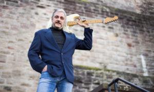 Olivier GUENAT - compositeur & guitariste (Neuchâtel)