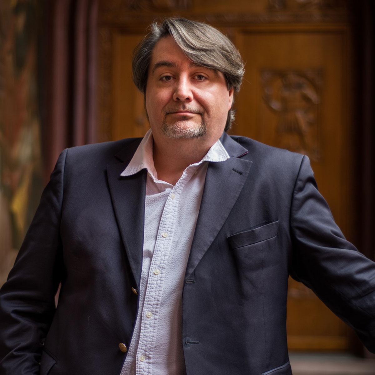 Maestro Stéphane DECOR - président de l'association